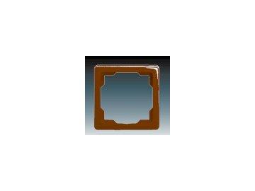Rámeček jednonásobný Swing® - hnědá 3901G-A00010 H1
