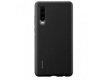 Černý ochranný kryt pro Huawei P30