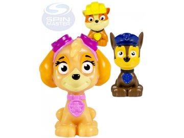 SPIN MASTER Mini figurka sběratelská Tlapková patrola s překvapením v sáčku