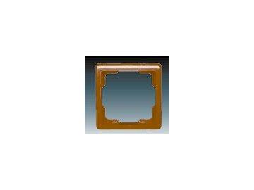 Rámeček jednonásobný - hnědá 3901C-B10 H3