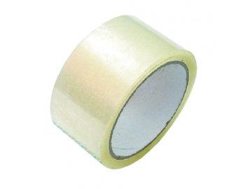 Páska balící PP 19mm/66m TRANSPARENT
