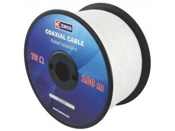 Koaxiální kabel CB100F (100m cívka) Emos S5141
