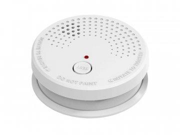 Detektor kouře HUTERMANN F4 ALARM EN14604 BSI Kitemark