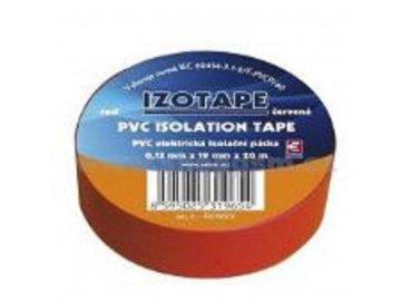 Páska Izolační 15mm x 10m - červená