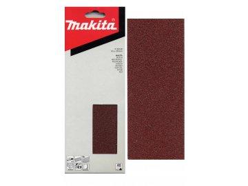 Brusný papír Makita P-36164 93x228mm K180, 10ks