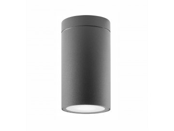 Svítidlo Nova Luce CERISE R TOP GREY stropní, IP 54, GU10