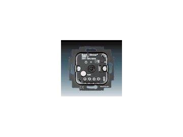Přístroj stmívače pro otočné ovládání a tlačítkové spínání 6515-0-0704