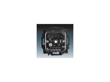 Přístroj stmívače pro otočné ovládání a spínání z minimální hodnoty jasu, s nezávislým tlačítkovým přepínačem 6517-0-0018
