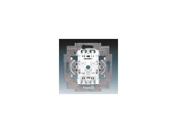 Přístroj spínače žaluziového jednopólového kolébkového 3559-A89345