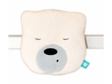 Szumisie Mini šumící Medvídek - hlava - smetanová