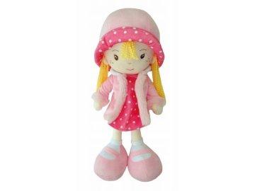 Smily Play, Hadrová panenka s kloboučkem, blonďaté vlásky