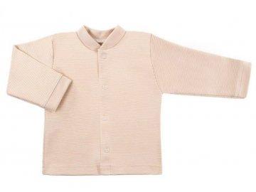 EEVI Bavlněná košilka - Happy Baby, béžová