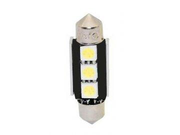 Autožárovka LED SUFIT(36mm) 12V STU