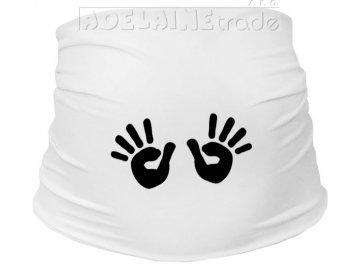 Mamitati Těhotenský pás s ručičkami