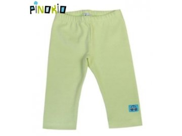 Legínky/tepláčky PINOKIO - zelená