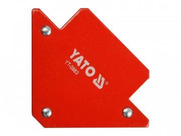 Magnetický úhelník ke svařování YATO YT-0863 11,5kg