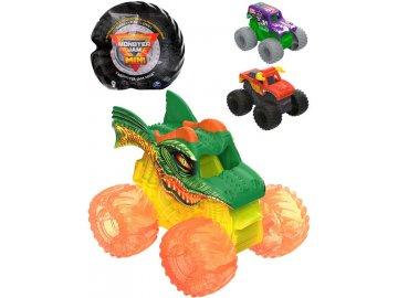 SPIN MASTER Auto Monster Jam mini sběratelské 12 druhů serie 1 v sáčku