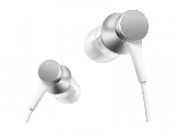 Sluchátka XIAOMI MI In-Ear Headphones Basic Silver