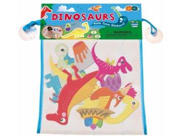 Barney&Buddy Vodolepky do koupele - Dinosauři