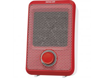 Ventilátor Sencor SFH 6011RD tepelný