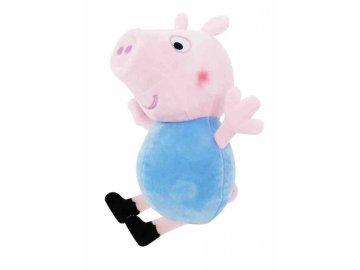 Plyšové prasátko Tom Peppa Pig 25 cm