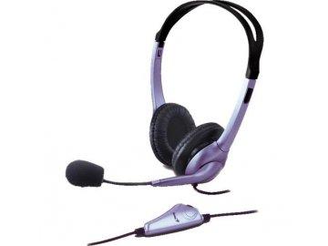 Sluchátka Genius HS-04S s mikrofonem