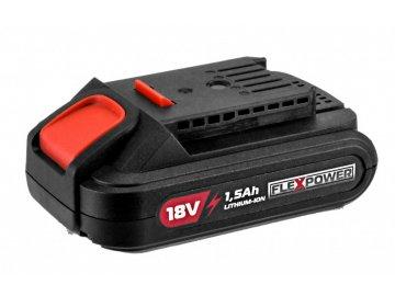 AKU Baterie 1,5Ah Q-LINE FLEXPOWER