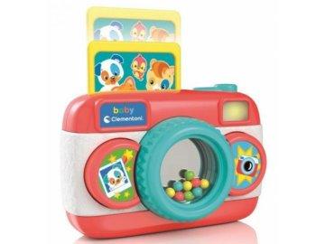 BC Dětský interaktivní fotoaparát se zvuky