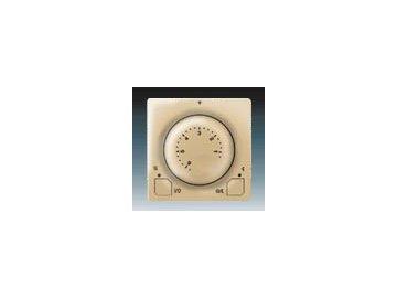Termostat univerzální otočný - béžová 3292G-A10101 D1