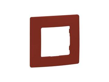 Rámeček jednonásobný - Červená Niloé 665021