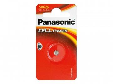 Baterie 377 PANASONIC do hodinek 1BP