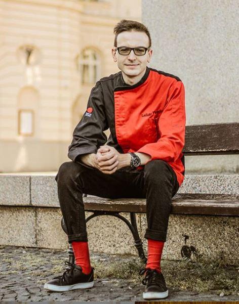 Chefs x MIJ Tableware - PART 1: Ladislav Floreán