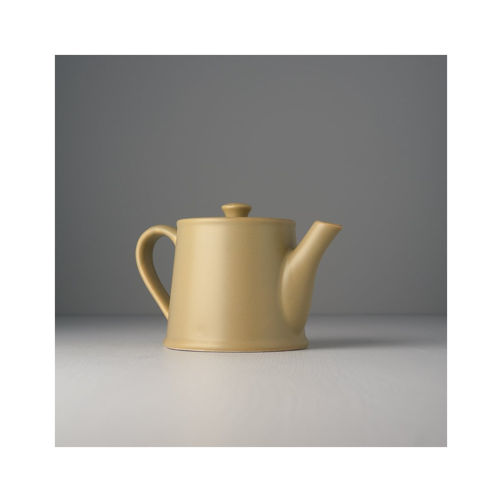 Teapot with strainer teacup 500 ml pistachio made in japan europe - Japanese teapot with strainer ...