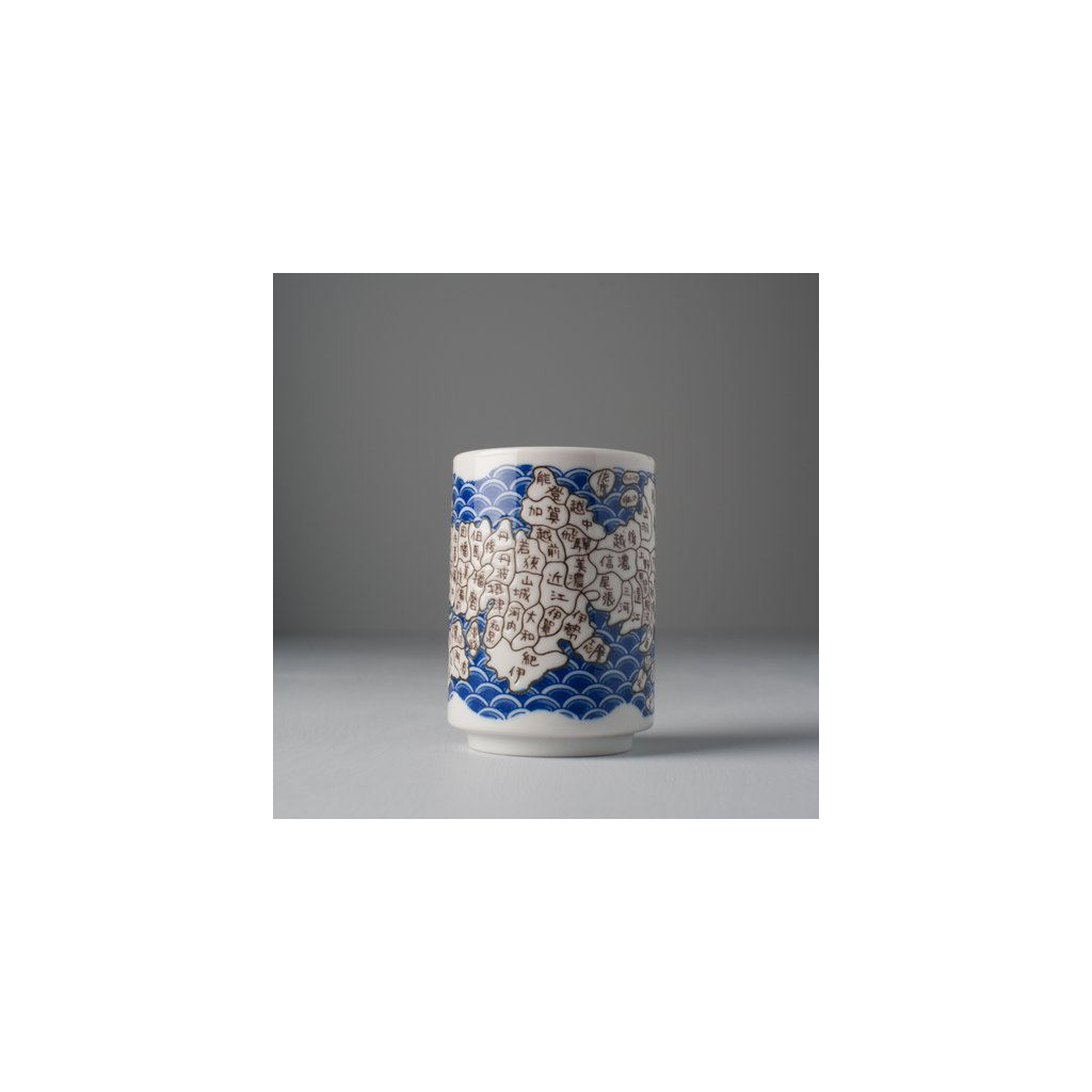 Mug with picture of Prefectures, Mug Sushi