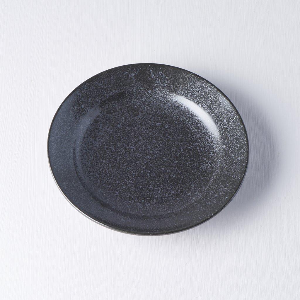 Round Plate Matt 17 x 3 cm