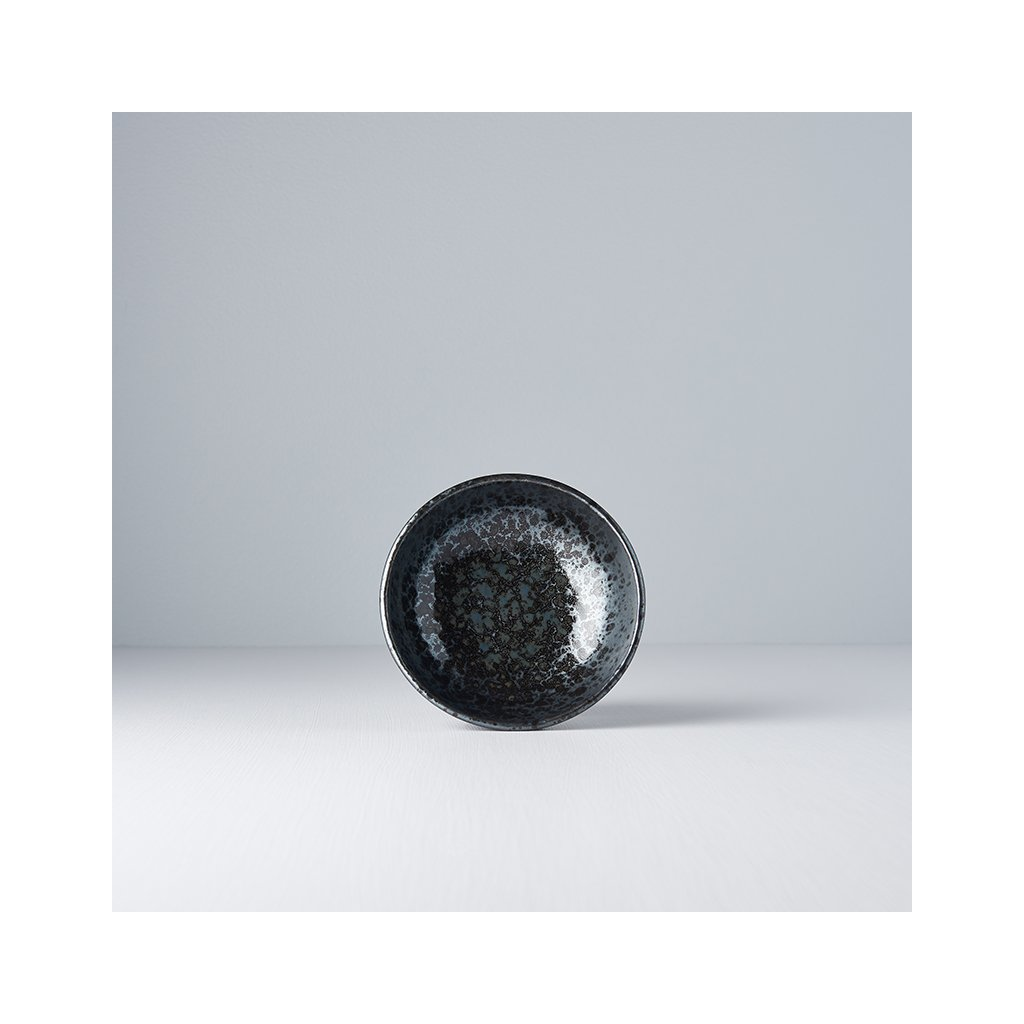 Small flat bowl, Black Pearl 13 cm