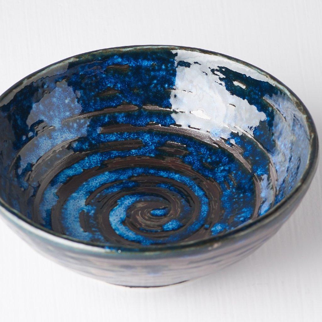 Small Bowl, COPPER SWIRL, 13 cm