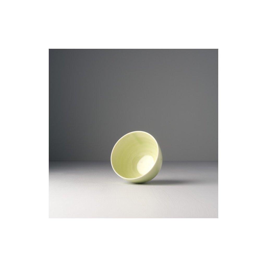 Small Bowl, green, 10 × 7 cm