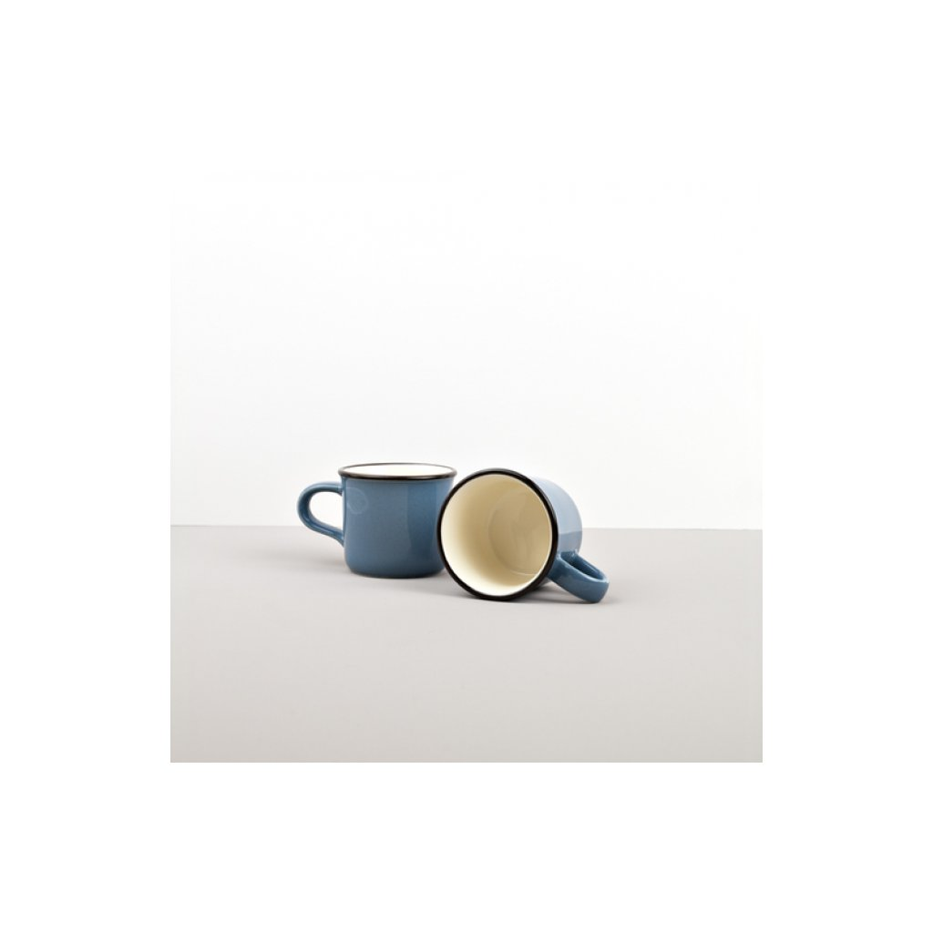 Mug COLOURBLOCK – blue, small
