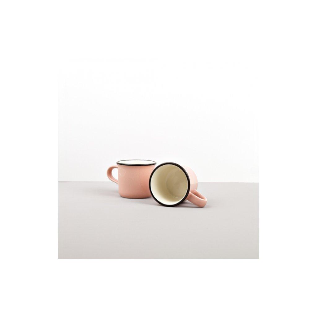 Mug COLOURBLOCK – pink, small