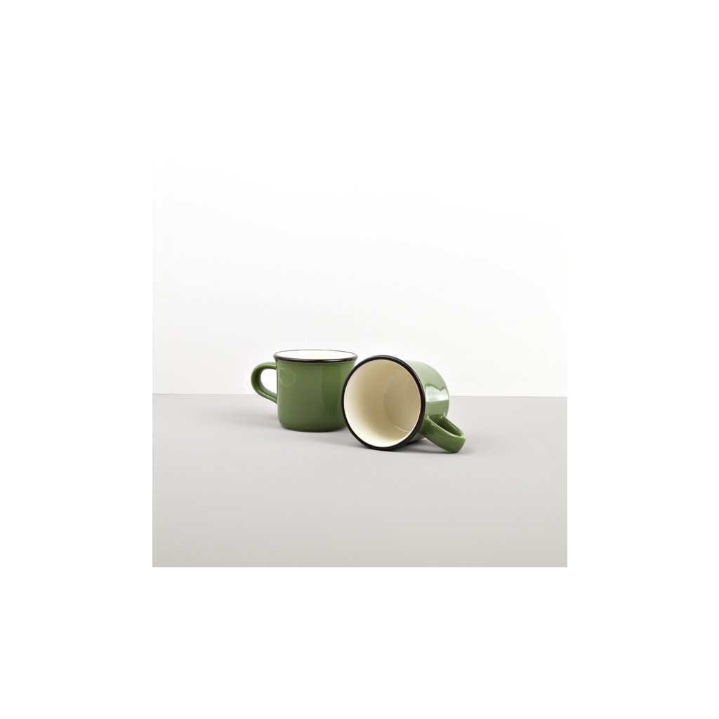 Mug COLOURBLOCK – green, small