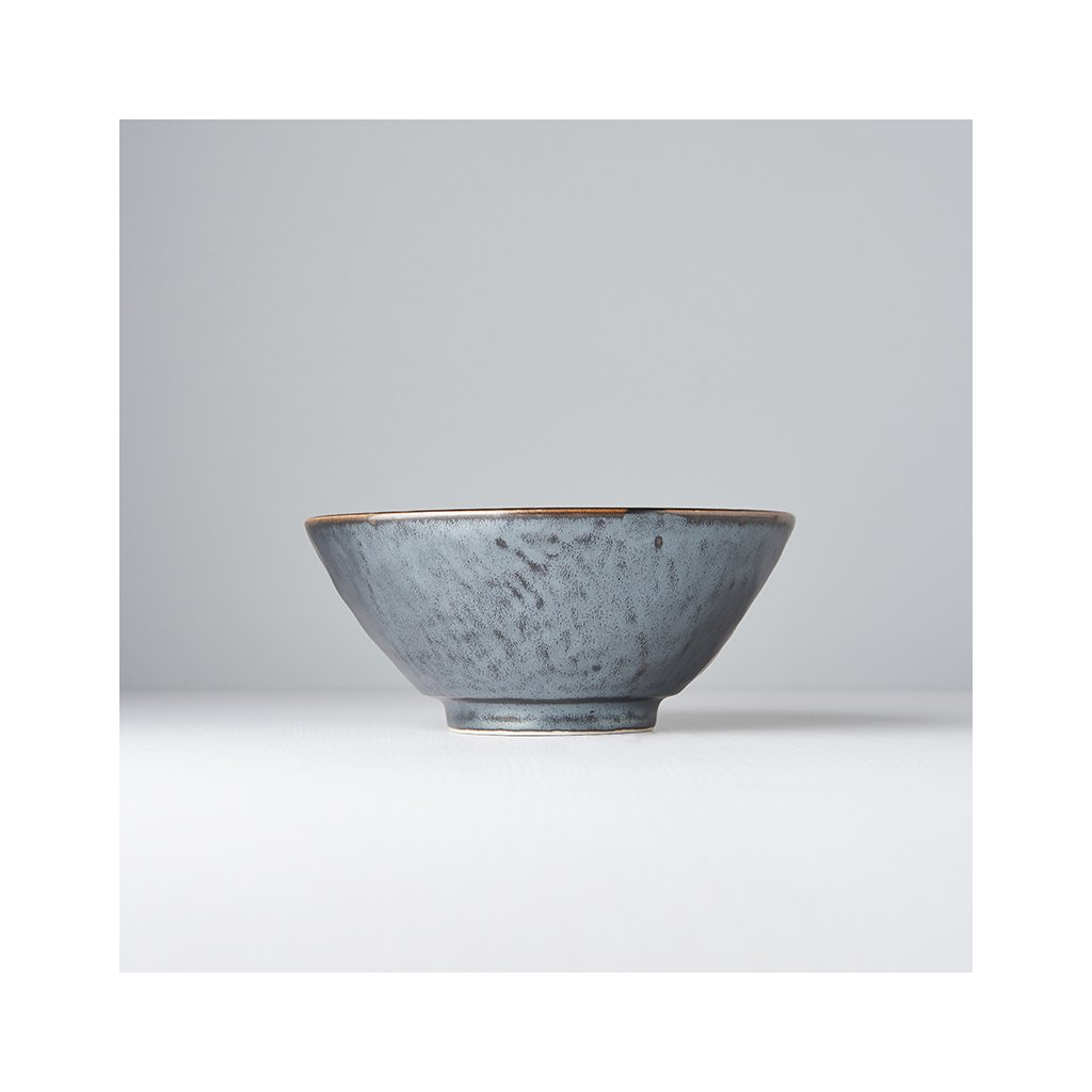 Udon Bowl, Black Pearl 20 cm