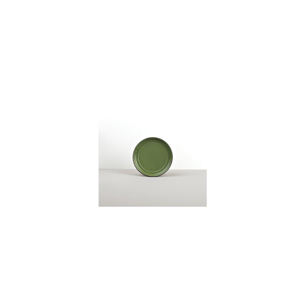 Saucer COLOURBLOCK – green