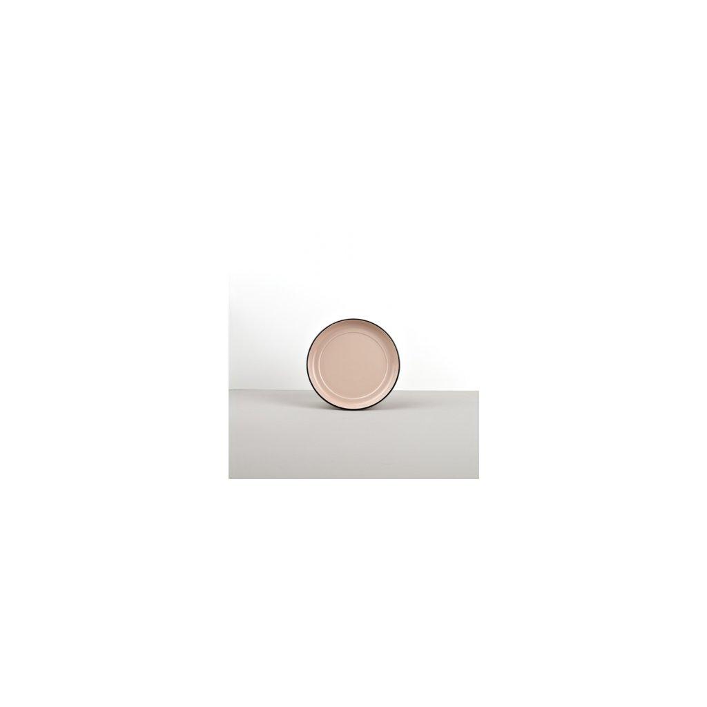 Saucer COLOURBLOCK – pink