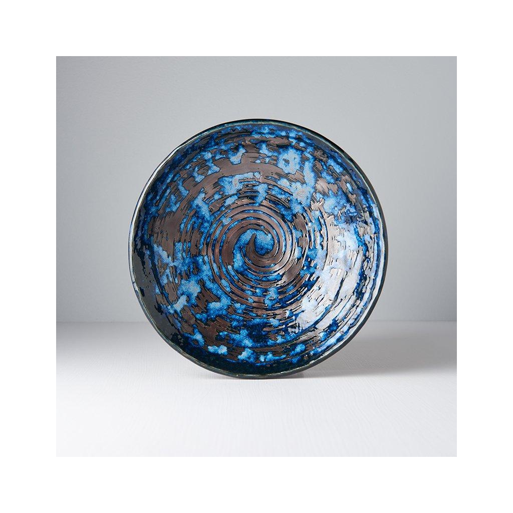 Large Bowl, COPPER SWIRL, 24 CM