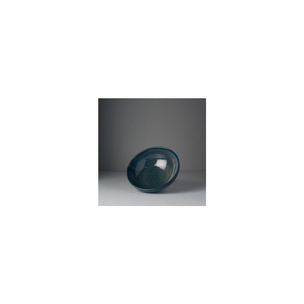 Large Bowl, INDIGO BLUE, 21 x 8 cm