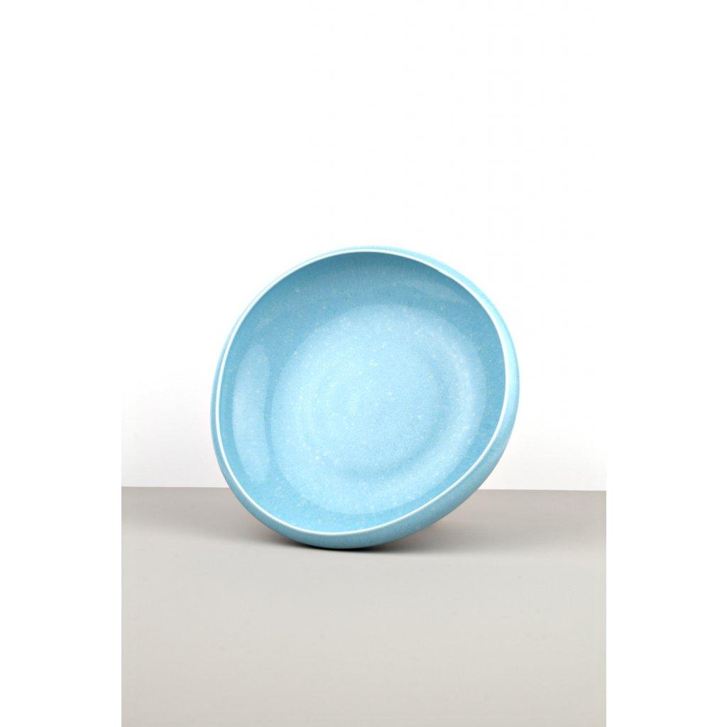 Large Bowl, blue, 22,5 × 6,5 cm