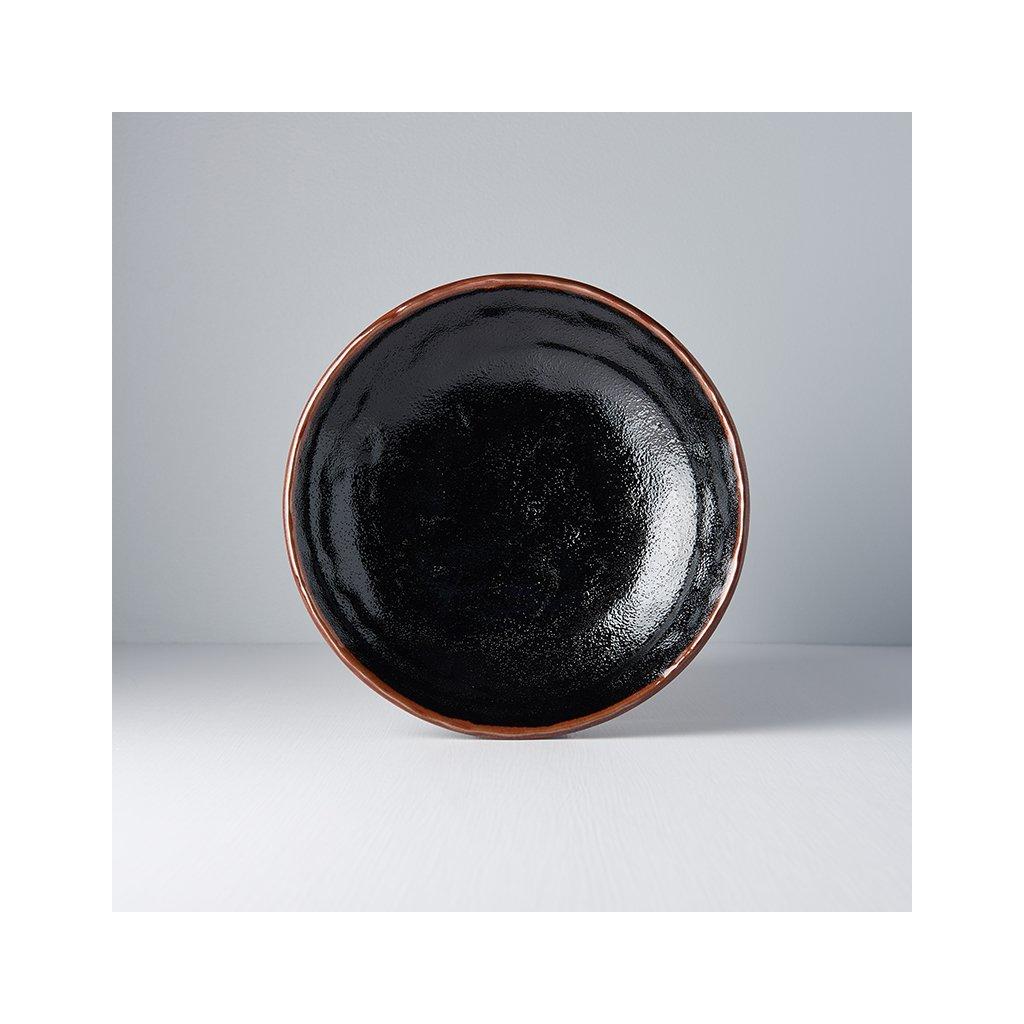 Large Bowl, Tenmokku, 24 cm