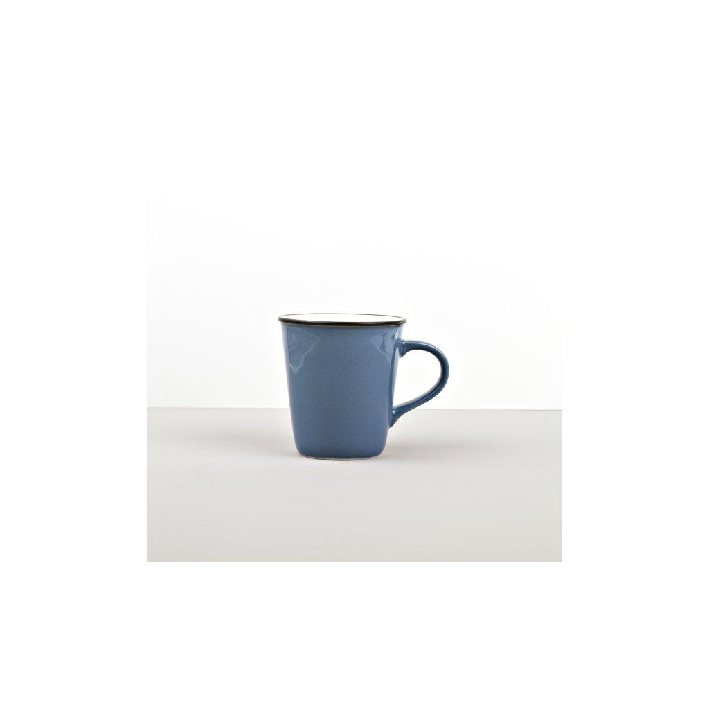 Mug COLOURBLOCK – blue, tall