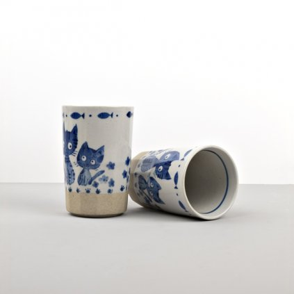 Mug Indigo Cats, MUG SUSHI